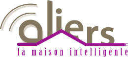 Aliers Domotique : intégration installation en domotique Marseille Logo